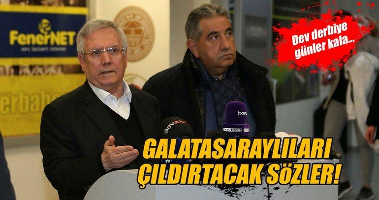 Mahmut Uslu'dan Galatasaraylıları çıldırtacak sözler!
