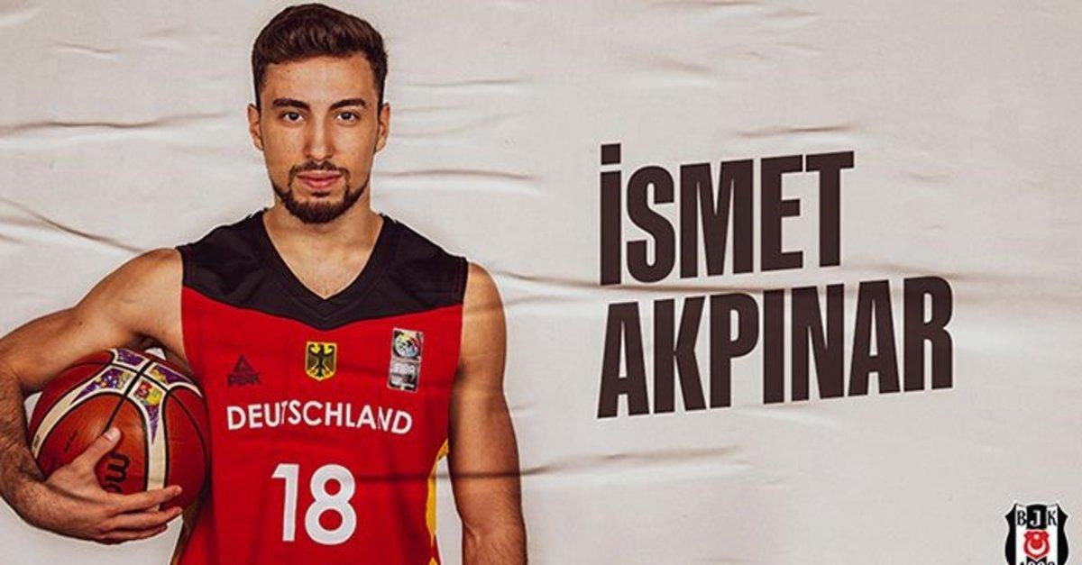 Beşiktaş İsmet Akpınar'I Transfer Etti - Son Dakika Spor Haberleri