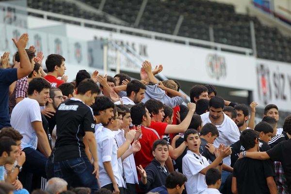 Beşiktaş - Fenerbahçe A2 Ligi maçı