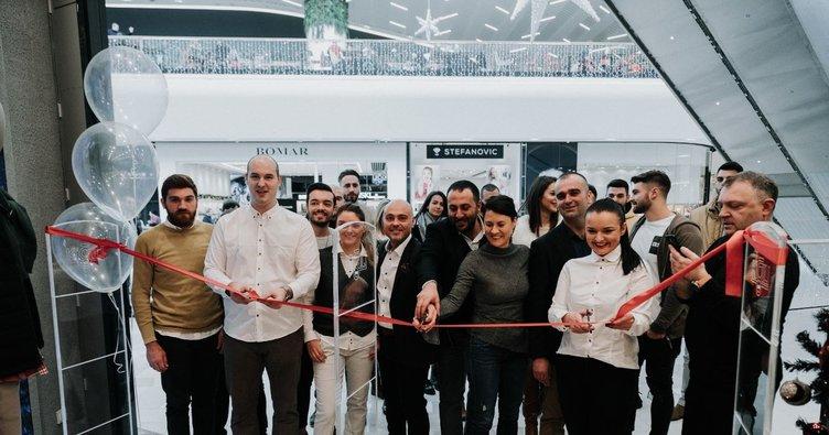 Kiğılı yurt dışındaki 28. mağazasını Sırbistan'da açtı!
