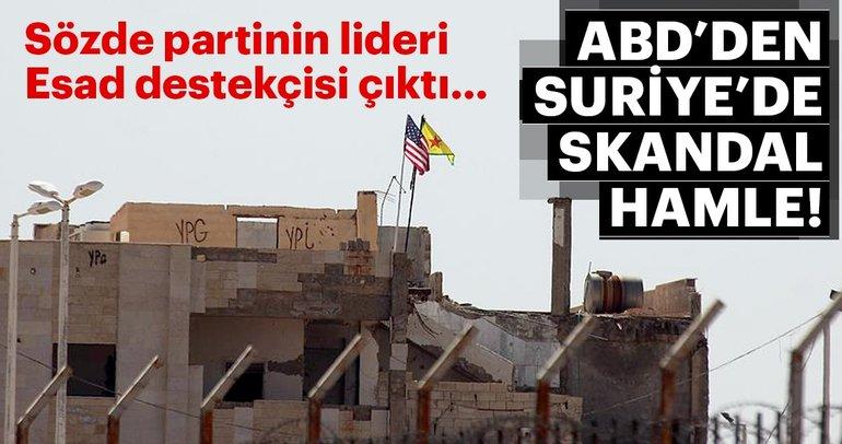 ABD, Suriye'nin geleceğini YPG/PKK'yla hazırlıyor
