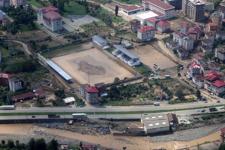 Karadeniz'de sel felaketi!