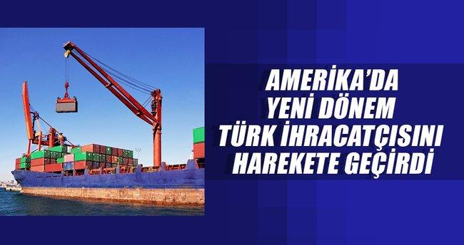 Amerika'da yeni dönem Türk ihracatçısını harekete geçirdi