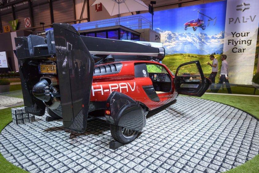 Uçan Araba Satışa çıktı Işte Fiyatı Galeri Teknoloji 29