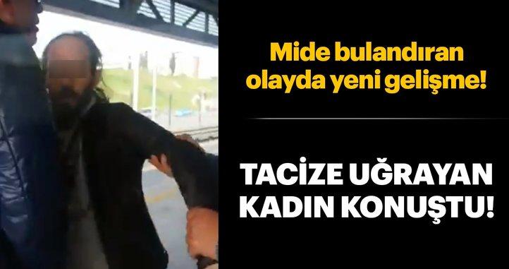 Türkiye'nin konuştuğu iğrenç olayda son dakika haberi: Mağdur kadın konuştu