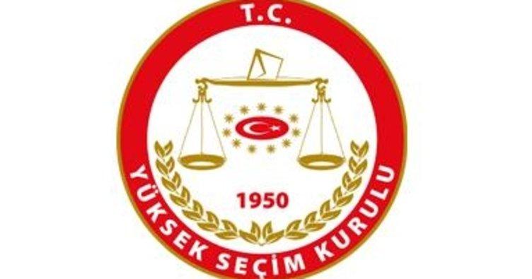 YSK: İstanbul'un vekil sayısı 1 arttı Bayburt'un 1 düştü