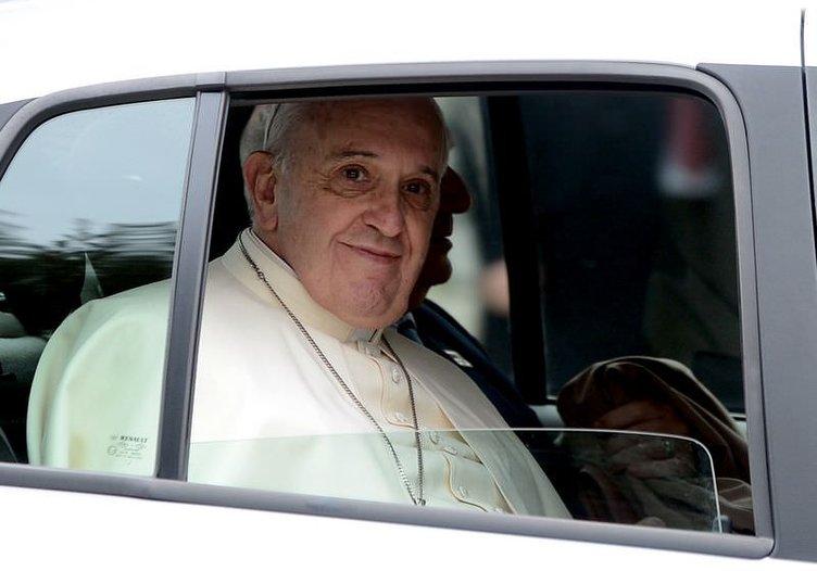 Papa'nın Türkiye övgüsü dış basında