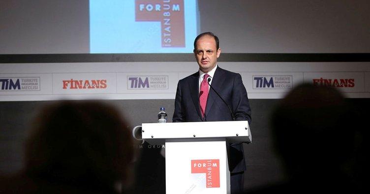 Merkez Bankası Başkanı Çetinkaya'ya uluslararası görev