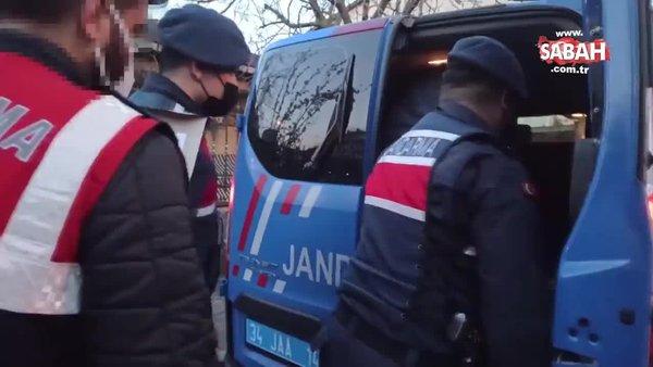 Jandarmadan büyük FETÖ operasyonu: 47 şüpheli gözaltında | Video