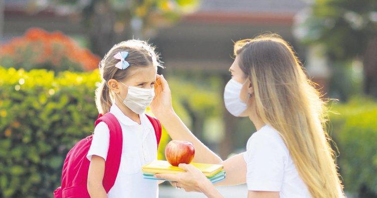 Çocukları okula göndermemek yerine virüsten korunmayı öğretelim