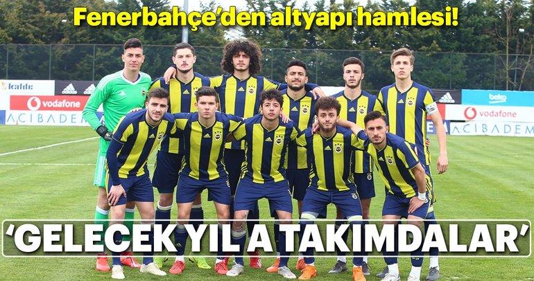 Fenerbahçe'ye altyapı takviyesi! Bu isimlere dikkat...