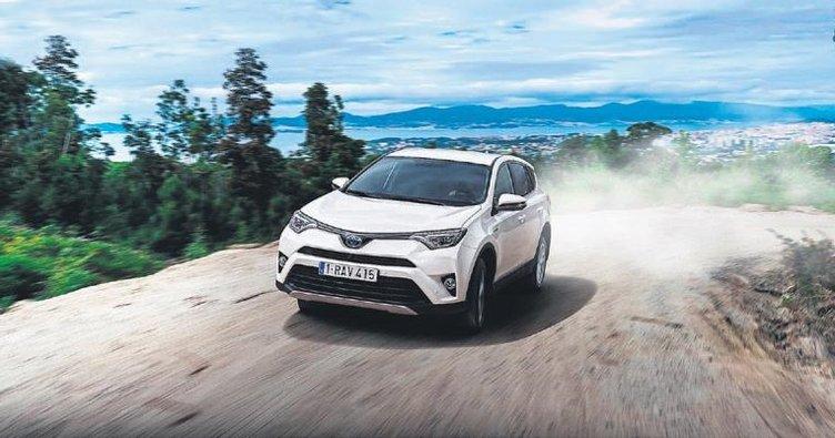 Yeni Toyota RAV4 Hybrid 5.1 lt yakıt tüketiyor