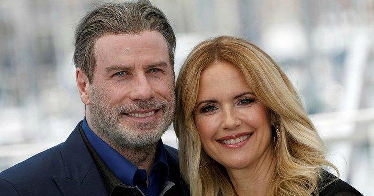 John Travolta'nın eşi Kelly Preston öldü