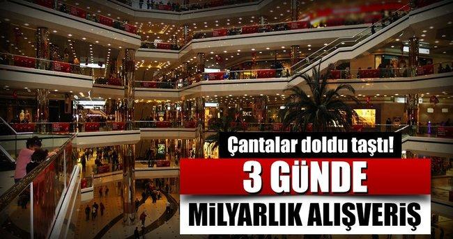 Eylülde milyarlık alışveriş festivali