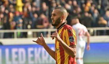 Yeni Malatyaspor'dan Boutaib'e duygusal veda