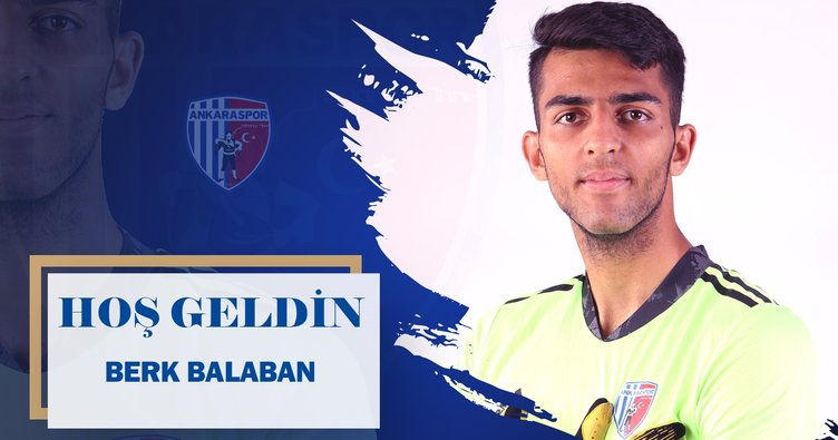 Son dakika: Galatasaray Berk Balaban'ı Ankaraspor'a kiraladı!