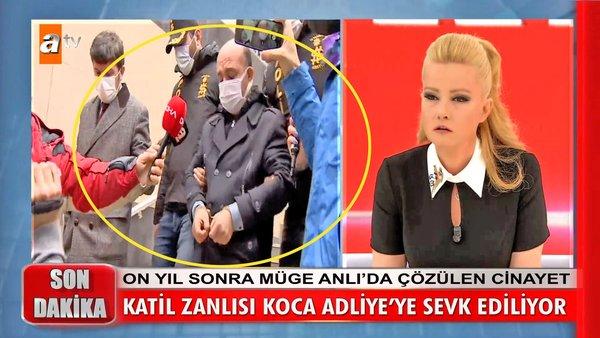 Müge Anlı'da SON DAKİKA! Karısı Güldane Biçer'i öldüren katil koca Osman Biçer'den kan donduran şok sözler... | Video