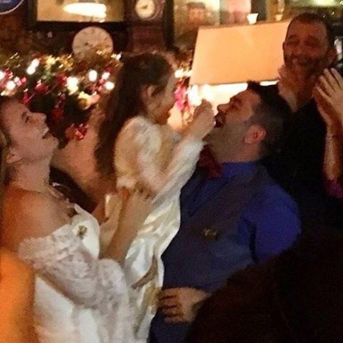 Ünlü çift Kaz Dağları'nda evlendi