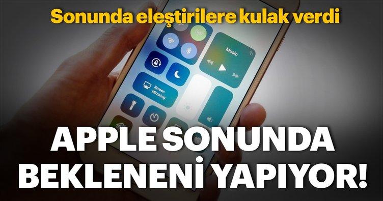 Yeni iPhone'ların kutusunda hızlı şarj cihazı olabilir!