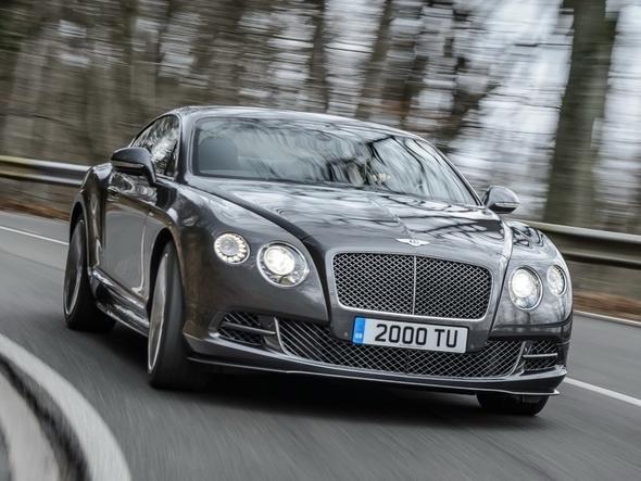 Dünyanın en hızlı otomobilleri!