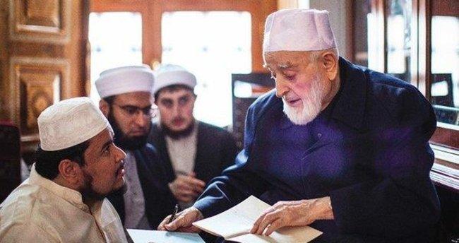 muhammed emin saraç Hafız Mustafa Efendi ile ilgili görsel sonucu