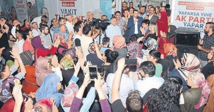 CHP'li belediyeler İzmir'i tahrip etti