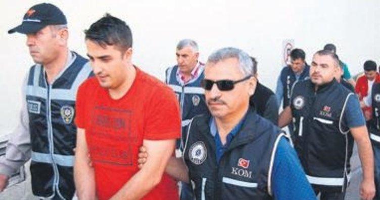 37 tutuklama 11 gözaltı