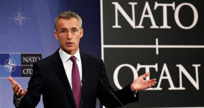 NATO Genel Sekreteri Stoltenberg Türkiye'ye geliyor!