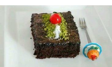 Browni tadında ıslak kek tarifi – Islak kek nasıl yapılır?