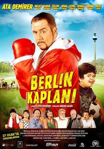 Berlin Kaplanı filminden kareler