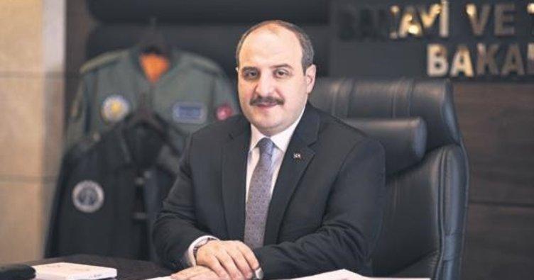 """Türkiye'den uzaya """"stratejik"""" hamle"""