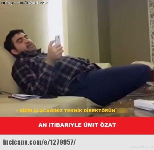 Sosyal medyada Dick Advocaat capsleri