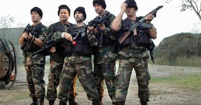 Maskeli Beşler Irak filmi konusu, oyuncuları ve çekildiği yer! Maskeli Beşler Irak filmi nerede çekildi, konusu ne ve oyuncuları kimler?