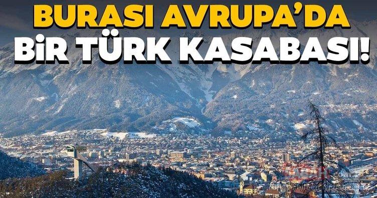 Avrupa'nın orta yerinde bir Konyalı kenti! Adeta Türkiye'de gibiler