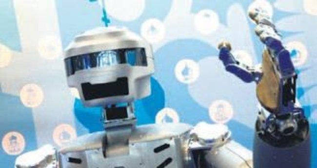 Yiyen, sindiren ve yok olan robot