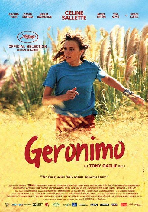 Geronimo filminden kareler
