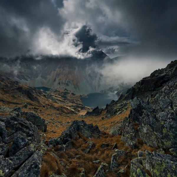 Polonya'nın en yüksek dağları