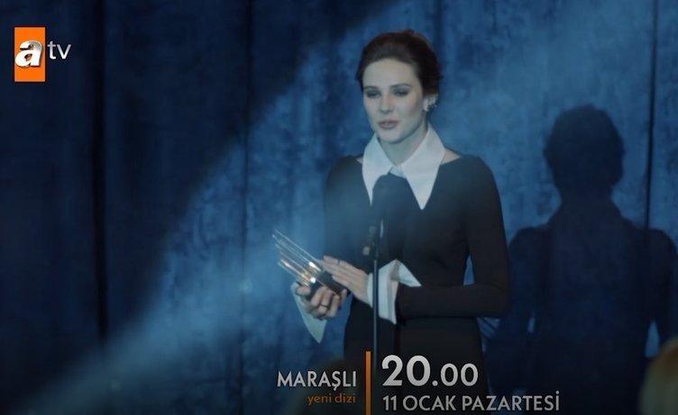 Atv dizisi Maraşlı'dan yeni tanıtım