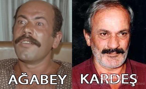 Kerem Alışık'ın oğlu Sadri Alışık dedesinin kopyası... Bir Zamanlar Çukurova'nın Fekeli'si Kerem Alışık meğer oğlu ile aynı dizideymiş!