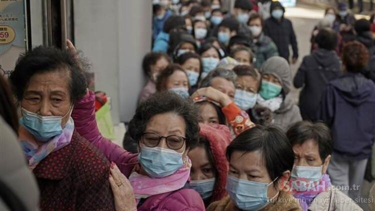 Son dakika: Çin'deki korkutan salgın koronavirüs ile ilgili endişelendiren açıklama! İlk oldu...