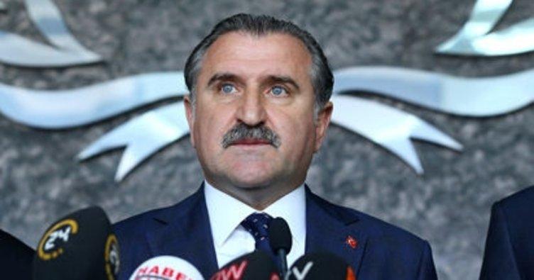 Bakan Osman Aşkın Bak'tan yeni sezon mesajı