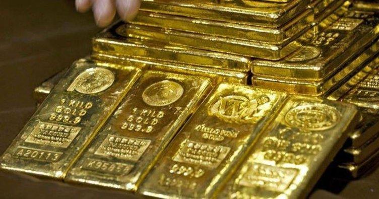 Altın ithalatı ilk çeyrekte 91,5 ton oldu