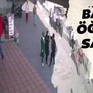 Karaköy'deki saldırgan kadın gözaltında