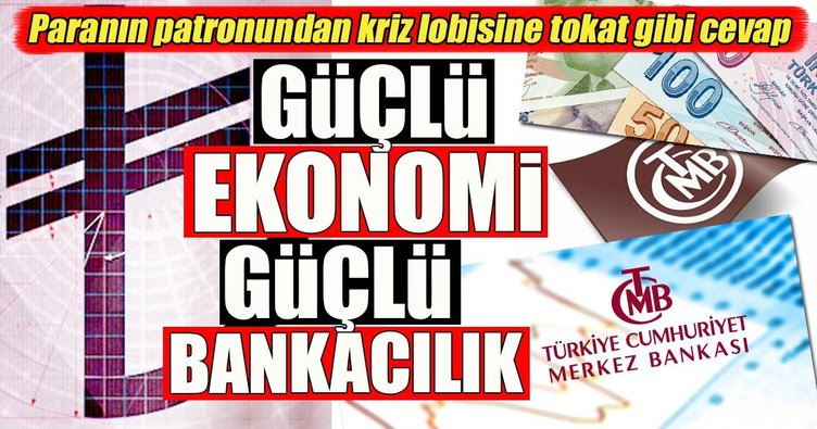 Güçlü ekonomi güçlü bankacılık - Ekonomi Haberleri
