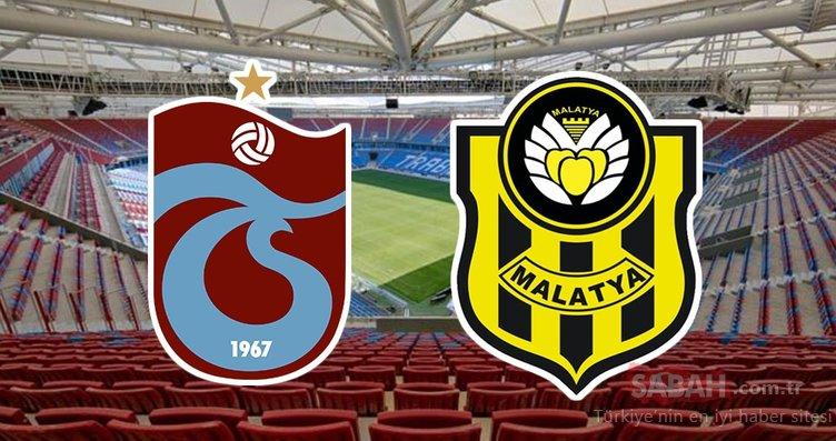 Trabzonspor Yeni Malatyaspor maçı ne zaman, saat kaçta ve hangi kanalda?
