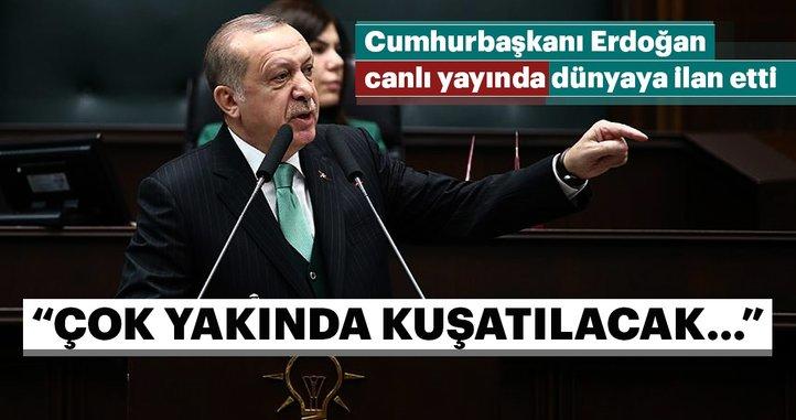 Son Dakika Haberi: Cumhurbaşkanı Erdoğan'dan çok önemli Afrin açıklaması
