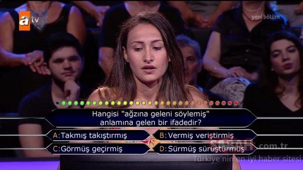 Kim Milyoner Olmak İster? 769. Bölüm tüm soru ve cevapları
