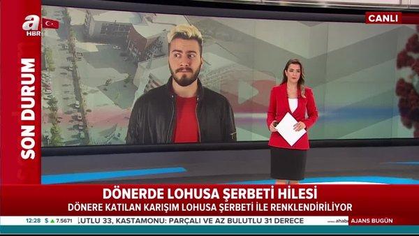 Ünlü youtuber Enes Batur karantinadan kaçtı | Video