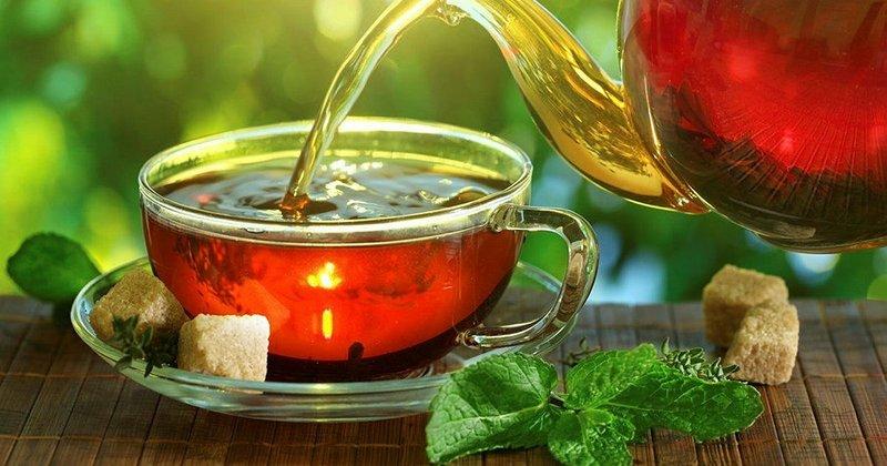 çay yeşil çay