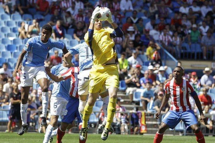 Arda Turan La Liga'da siftah yaptı!